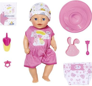 Zapf Creation® Babypuppe »BABY born® Soft Touch Little Girl«
