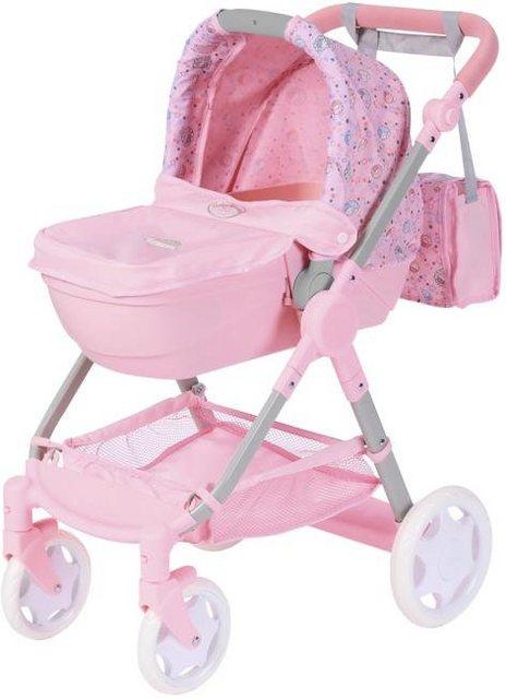 Wickelmöbel und Zubehör - Zapf Creation® Puppenwagen »Baby Annabell® Roamer Pram«, mit Wickeltasche  - Onlineshop OTTO
