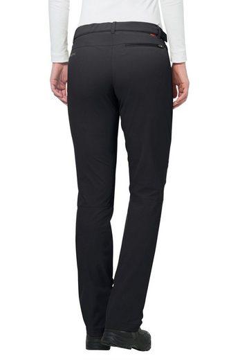 VAUDE Hose »Farley II Stretch Pants short Damen«
