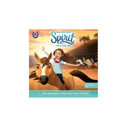 Edel CD Spirit Folge 6 - Das große Rennen