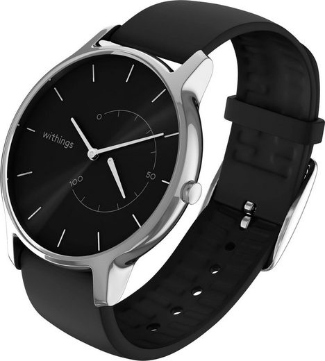 Withings Move Timeless Chic Silikonband Fitnessuhr