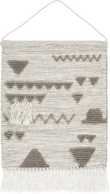 Wandteppich »Skagen 2«, LUXOR living, rechteckig, Höhe 10 mm, Wanddeko mit Aufhängung, Boho | Heimtextilien > Teppiche > Wandteppich | LUXOR living