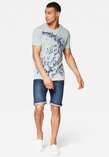 Mavi T-Shirt »PRINTED TEE«