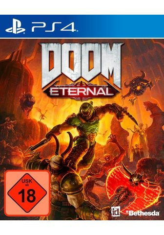 Doom Eternal PlayStation 4
