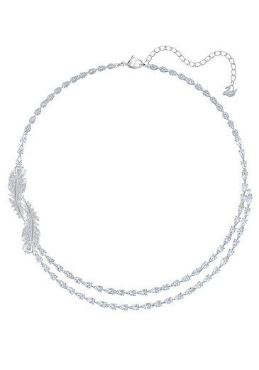 Swarovski Collier »NICE DB, 5493404«, mit Swarovski® Kristallen