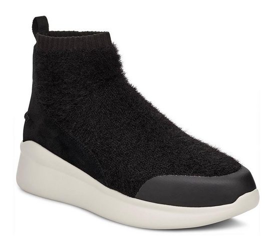UGG »Griffith« Plateausneaker in Strickoptik