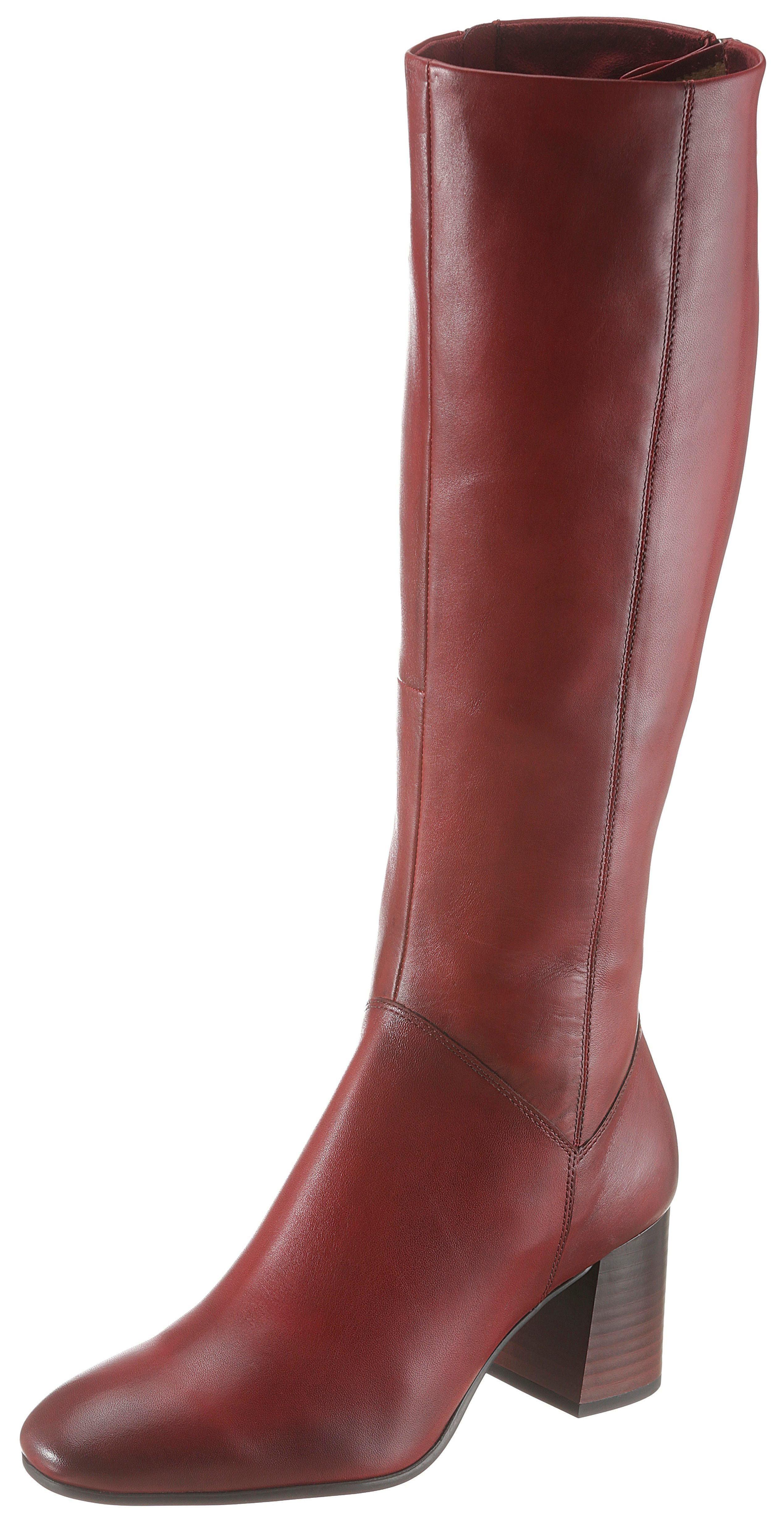 Tamaris »Solo« Stiefel mit regulierbarer Schaftweite von XS bis normal online kaufen | OTTO
