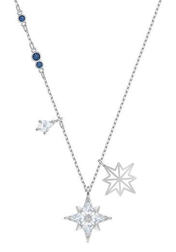 Swarovski Kette mit Anhänger »SYMBOL ANHAENGER STAR, 5511404«, mit Swarovski® Kristallen