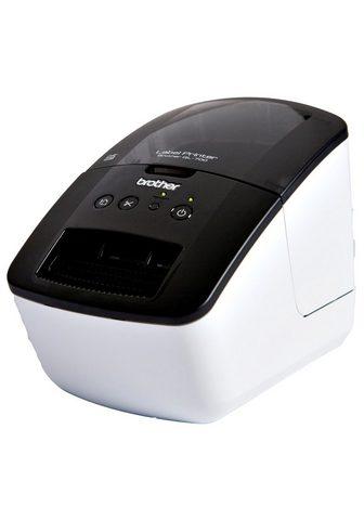 BROTHER Принтер этикеток »QL-700 Etikett...