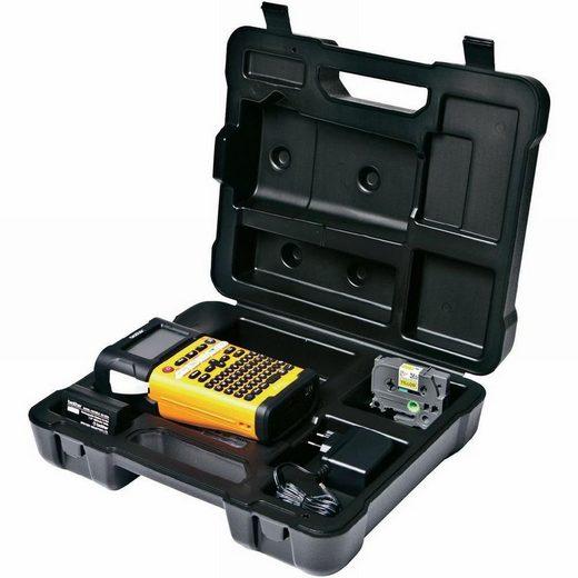 Brother Beschriftungsgerät »P-touch E300VP Handheld Beschriftungsgerät«