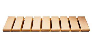 Решетка для сауны BxT: 100x465 cm