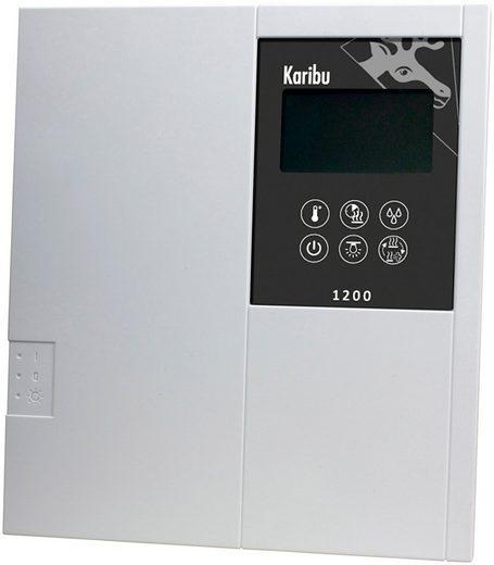 KARIBU Sauna-Steuergerät »Classic Bio«, für Bio-Öfen, extern, 9 kW