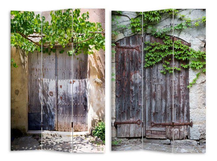 HTI-Line Paravent »Cottage«