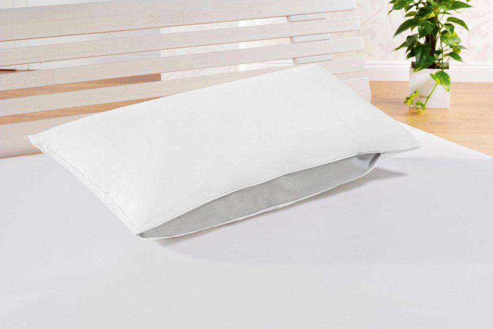 Microfaserkissen Flexible Comfort F A N Frankenstolz 1 Tlg Fur Jeden Schlaftyp Geeignet Online Kaufen Otto