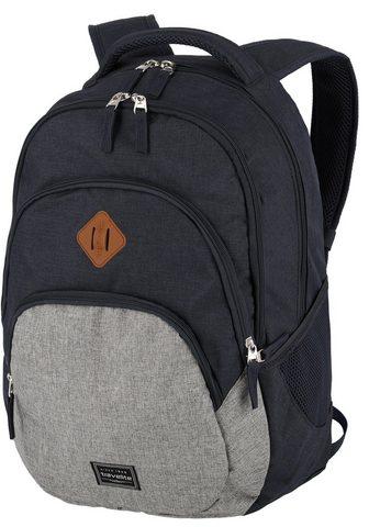 Рюкзак »Basics marine/grau«...