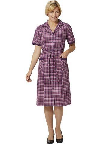 Kleiderschürze с Reverskragen