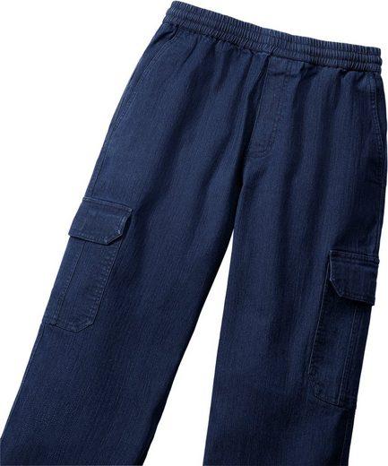 Catamaran Jeans mit hohem Tragekomfort