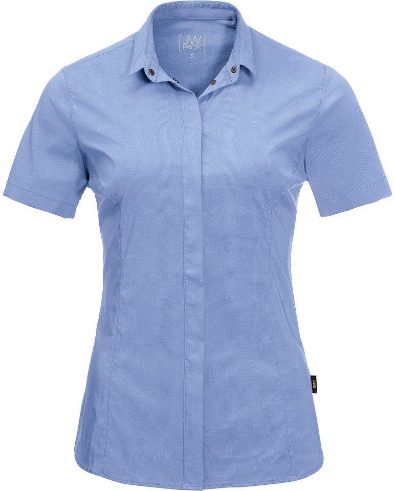 free shipping amazon official shop Jack Wolfskin Bluse »JWP Shirt Damen«, Modelljahr 2019 online kaufen | OTTO