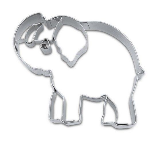 STÄDTER Ausstechform Elefant »Tiere«
