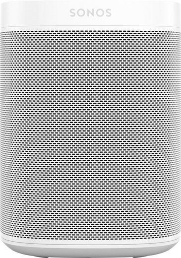 Sonos One Smart Speaker (mit integrierter Sprachsteuerung)