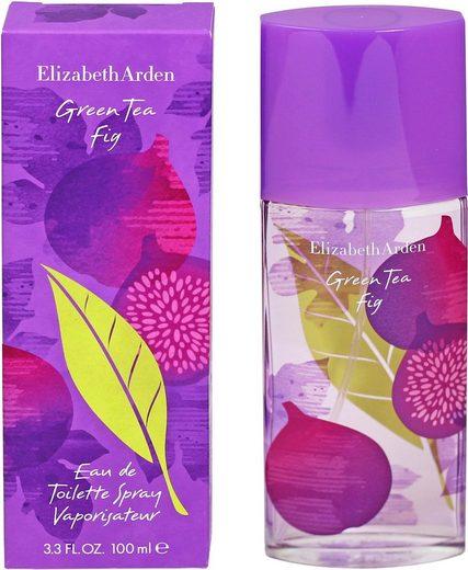 Elizabeth Arden Eau de Toilette »Green Tea Fig«
