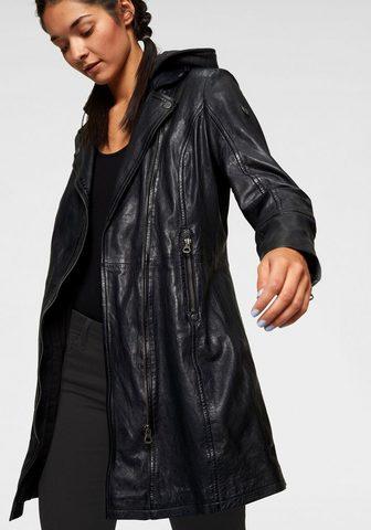 GIPSY Пальто кожаное »Seneka«
