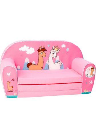 KNORRTOYS ® sofa »NICI La-La-Lama poilsis