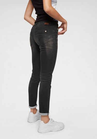 Preis bleibt stabil berühmte Designermarke offizieller Preis Schwarze Jeans online kaufen | OTTO