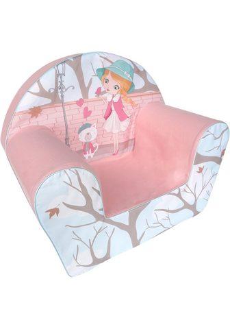 KNORRTOYS ® Fotelis »Pink Lady«