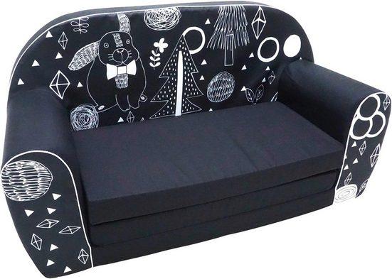 Knorrtoys® Sofa »Rabbit«, für Kinder