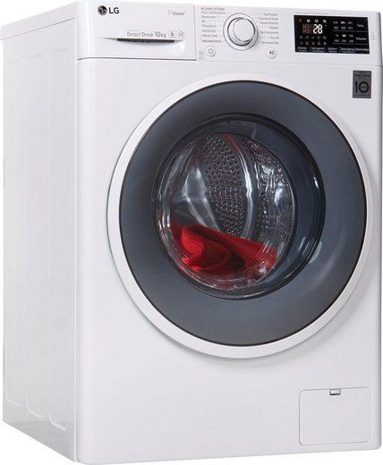 LG Waschmaschine F14WM10ES0, 10 kg, 1400 U/Min