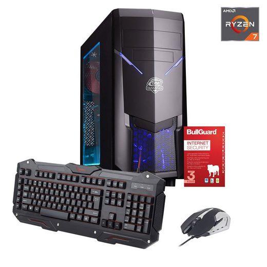 ONE GAMING PC, Ryzen 7 3800X, GeForce RTX 2060 SUPER, 16GB »Gaming PC 131928«