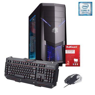 ONE GAMING PC, Core i5-9400F, GeForce GTX 1660 Ti, 8GB »Gaming PC 130937«