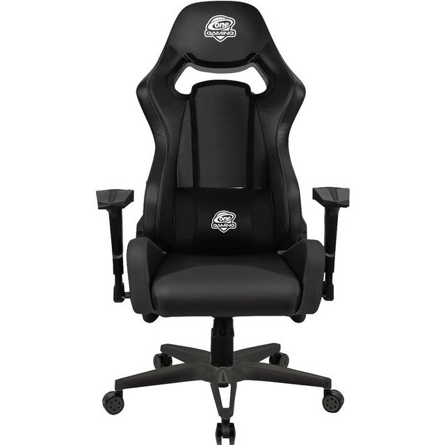 Bürostühle - ONE GAMING Chair »Ultra BLACK Full Leather 36325« »  - Onlineshop OTTO