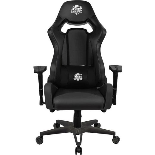 ONE GAMING Chair »Ultra BLACK Full Leather 36325«