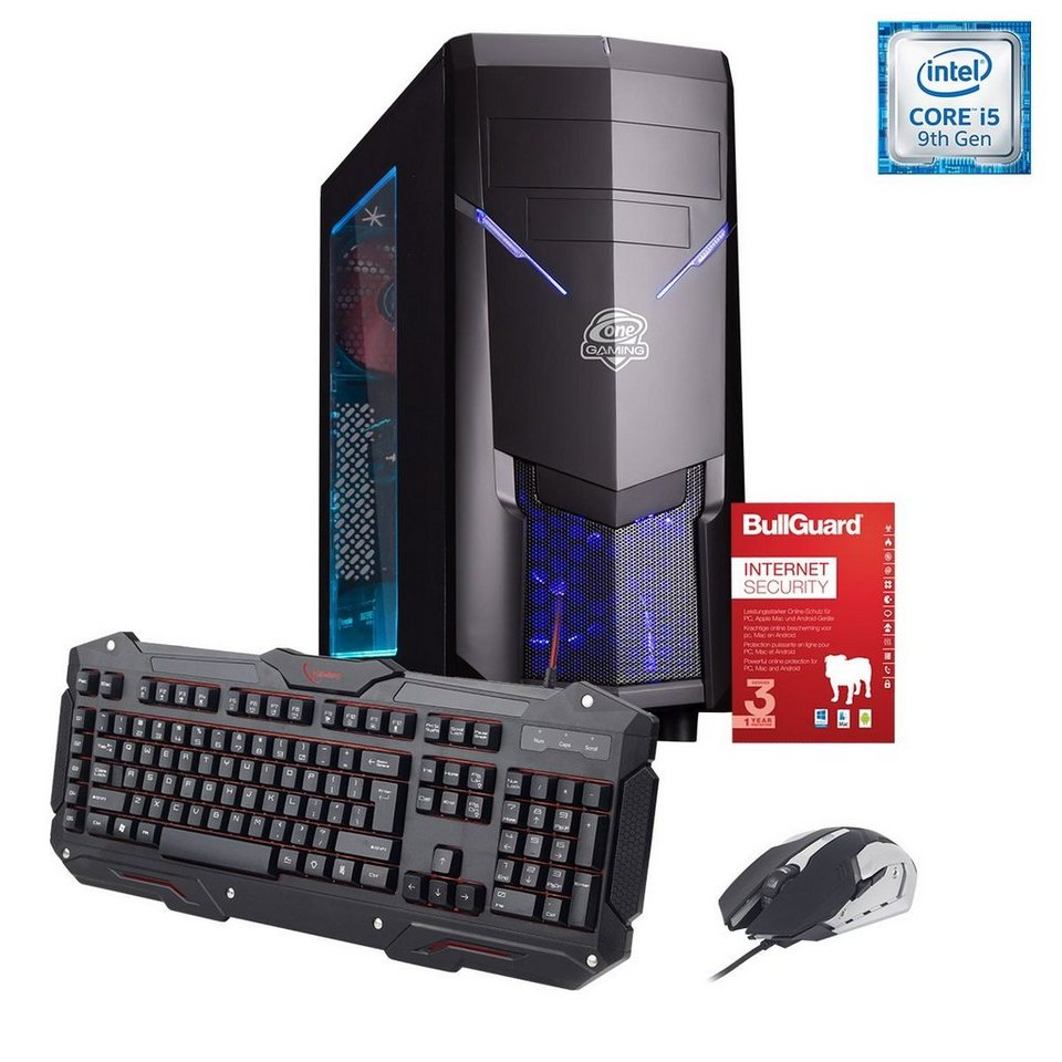 ONE GAMING PC, Core i5-9600K, GeForce RTX 2060, 16GB »Gaming PC 131054«  online kaufen   OTTO