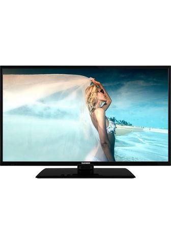 TELEFUNKEN D39F506M4CW LED-Fernseher (98 cm / (39...