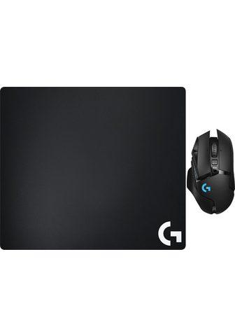 LOGITECH G »G502 LIGHTSPEED Wireless EER2 + G640 ...