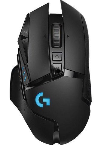 LOGITECH G »G502 LIGHTSPEED Wireless EER2« Žaidim...