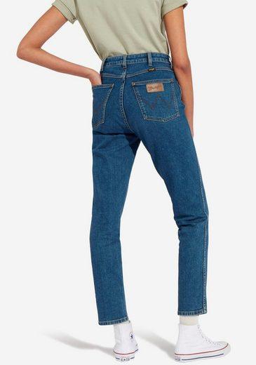Wrangler Ankle-Jeans High-Waist