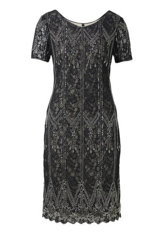 TIMELESS коктейльное платье с вырез