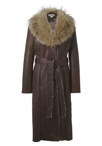 TIMELESS пальто с Webpelzbesatz