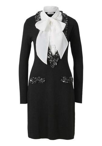 TIMELESS платье трикотажное с Schluppe...
