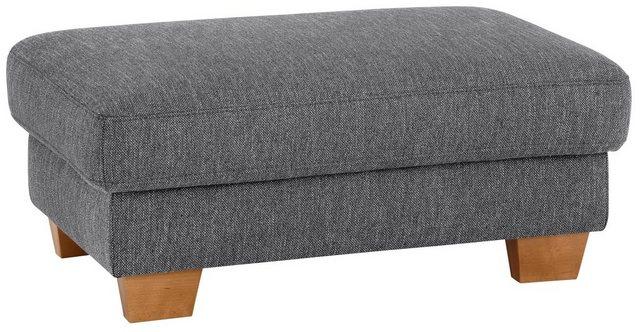 Sessel und Hocker - Home affaire Hockerbank »Steve Luxus«, mit besonders hochwertiger Polsterung für bis zu 140 kg  - Onlineshop OTTO