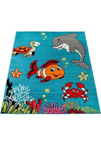 PACO HOME Vaikiškas kilimas »ECE 950« rechteckig...