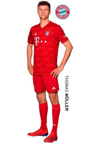 Sienos lipdukai »FCB Thomas Müller«