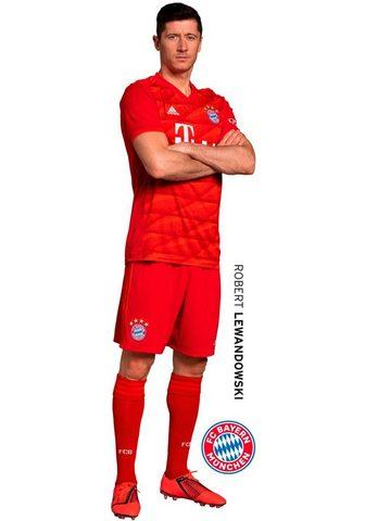 Sienos lipdukai »FCB Robert Lewandowsk...