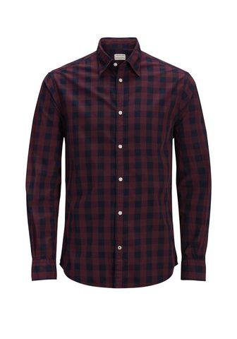 JACK & JONES Jack & Jones Languoti marškiniai »GING...