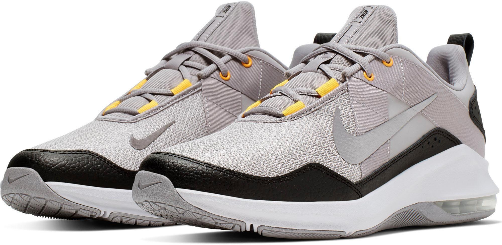 Nike Air Max 44,5 grau gelb