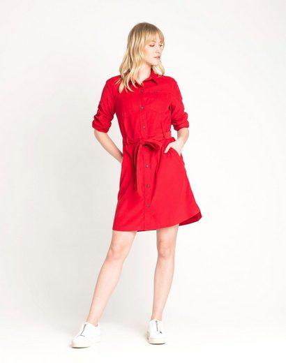 Lee® Blusenkleid aus trendy Feincord